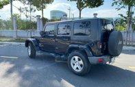 Bán Jeep Wrangler Sahara Unlimited năm 2009, màu đen, nhập khẩu   giá 1 tỷ 599 tr tại Hà Nội