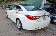 Bán ô tô Hyundai Sonata 2.0 AT sản xuất năm 2012, màu trắng, nhập khẩu nguyên chiếc chính chủ giá 535 triệu tại Hà Nội