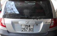 Bán Hyundai Getz đời 2010, màu bạc, nhập khẩu   giá 168 triệu tại Hải Phòng