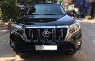 Bán Toyota Prado TXL 2.7L 2015, màu đen, nhập khẩu Nhật Bản giá 1 tỷ 660 tr tại Hà Nội