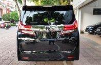 Bán Toyota Alphard sản xuất 2015, màu đen, xe nhập chính hãng giá 3 tỷ 500 tr tại Hà Nội