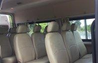 Bán xe Ford Transit 2.4L năm 2012, màu bạc xe còn mới nguyên giá 350 triệu tại Hà Nội