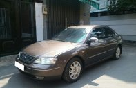 Bán Ford Mondeo AT đời 2005, màu xám số tự động giá 176 triệu tại Tp.HCM