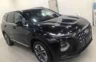 Hyundai Lê Văn Lương bán Hyundai SantaFe 2.4 Premium sản xuất 2019, màu đen, bản máy xăng cao cấp giá 1 tỷ 185 tr tại Hà Nội