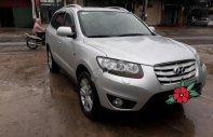 Cần bán gấp Hyundai Santa Fe đời 2009, màu bạc, xe nhập chính hãng giá 615 triệu tại Hà Nội
