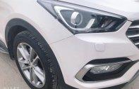 Cần bán gấp Hyundai Santa Fe năm sản xuất 2018, màu trắng như mới giá 1 tỷ 29 tr tại Hà Nội