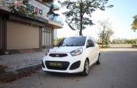 Cần bán xe Kia Morning Van 1.0 AT 2013, màu trắng, nhập khẩu chính hãng giá 243 triệu tại Thái Nguyên