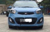 Cần bán xe Kia Morning năm 2014, màu xanh lam, nhập khẩu nguyên chiếc chính hãng giá 259 triệu tại Hà Nội