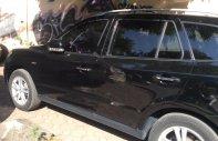 Bán Hyundai Santa Fe SLX 2.0 EVGT năm 2009, màu đen, nhập khẩu  giá 720 triệu tại Hà Nội