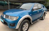 Cần bán lại xe Mitsubishi Triton đời 2010, màu xanh lam, nhập khẩu chính hãng giá 330 triệu tại Hà Nội