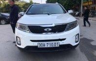 Bán Kia Sorento năm sản xuất 2015, màu trắng, 745 triệu xe còn mới lắm giá 745 triệu tại Hà Nội