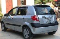 Bán Hyundai Getz đời 2010, màu bạc, nhập khẩu   giá 216 triệu tại Hà Nội