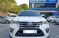 Bán Toyota Fortuner sản xuất 2018, màu trắng, nhập khẩu giá 1 tỷ 109 tr tại Hà Nội