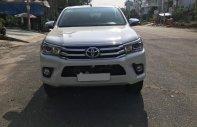 Bán Toyota Hilux 2.8G 4x4 AT sản xuất 2017, màu trắng, nhập khẩu  giá 720 triệu tại Tp.HCM