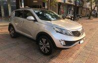 Bán Kia Sportage năm sản xuất 2010, màu bạc, nhập khẩu chính hãng giá 525 triệu tại Hà Nội