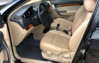 Cần bán xe Daewoo Gentra 1.5 MT năm sản xuất 2008, màu đen số sàn giá 170 triệu tại Quảng Bình