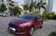 Cần bán gấp xe cũ Ford Fiesta S 1.0 AT Ecoboost năm sản xuất 2014, màu đỏ giá 395 triệu tại Hà Nội