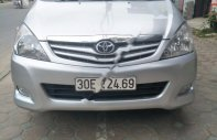 Bán Toyota Innova G đời 2009, màu bạc, chính chủ  giá 310 triệu tại Hà Nội