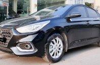 Cần bán lại xe Hyundai Accent sản xuất năm 2019, màu đen, giá tốt xe còn mới lắm giá 525 triệu tại Hà Nội
