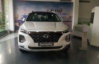 Hyundai Santa Fe đời 2019, màu trắng - Ưu đãi sốc cuối năm - Có sẵn xe - Giao nhanh toàn quốc giá 1 tỷ 160 tr tại Tp.HCM