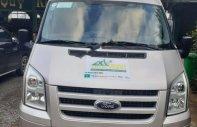Bán Ford Transit sản xuất 2009, màu bạc chính chủ giá 230 triệu tại Hà Nội
