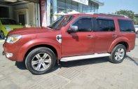 Cần bán lại xe Ford Everest AT sản xuất năm 2011, màu đỏ số tự động, giá chỉ 475 triệu giá 475 triệu tại Hà Nội