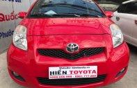 Bán Toyota Yaris sản xuất 2011, màu đỏ, nhập khẩu nguyên chiếc, 430 triệu giá 430 triệu tại Tp.HCM