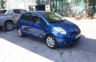 Cần bán lại xe Toyota Yaris năm sản xuất 2010, màu xanh lam, nhập khẩu chính hãng giá 378 triệu tại Hà Nội