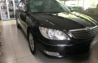 Cần bán Toyota Camry 3.0V đời 2002, màu đen số tự động giá 290 triệu tại Cần Thơ