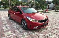 Cần bán Kia Cerato sản xuất năm 2018, màu đỏ số sàn, 505tr xe còn mới nguyên giá 505 triệu tại Hà Nội