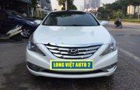 Cần bán gấp Hyundai Sonata 2.0 AT sản xuất 2012, màu trắng, nhập khẩu chính chủ giá 530 triệu tại Hà Nội