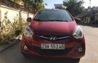 Bán xe Hyundai Grand i10 2012, màu đỏ, nhập khẩu nguyên chiếc chính hãng giá 198 triệu tại Hà Nội