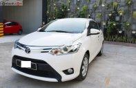 Cần bán lại xe Toyota Vios sản xuất năm 2018, màu trắng xe còn mới lắm giá 560 triệu tại Tp.HCM