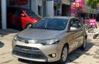 Bán Toyota Vios G sản xuất 2017, màu vàng số tự động, giá chỉ 508 triệu giá 508 triệu tại Hà Nội