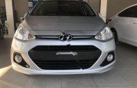 Bán ô tô Hyundai Grand i10 Grand 1.2 AT đời 2014, màu bạc, nhập khẩu, giá 329tr giá 329 triệu tại Hà Nội