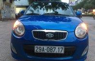 Bán Kia Morning sản xuất năm 2010, màu xanh lam, xe nhập chính hãng giá 265 triệu tại Hà Nội
