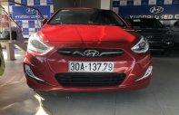 Bán Hyundai Accent 1.4 AT sản xuất năm 2014, màu đỏ, nhập khẩu nguyên chiếc như mới giá 435 triệu tại Hà Nội