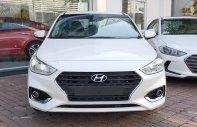 Giao xe toàn quốc - Hyundai Accent 1.4AT đời 2018, màu trắng giá 504 triệu tại Tp.HCM