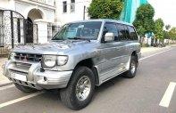 Cần bán xe Mitsubishi Pajero sản xuất 2005, màu bạc, xe còn mới lắm giá 345 triệu tại Hà Nội