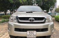 Bán Toyota Hilux 3.0G 4x4 MT năm 2011, màu bạc, nhập khẩu nguyên chiếc giá 405 triệu tại Tp.HCM