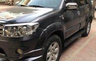 Cần bán lại xe Toyota Fortuner V năm sản xuất 2011, màu xám số tự động giá 498 triệu tại Hà Nội