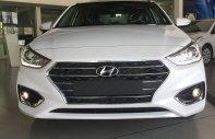 Cần bán nhanh Hyundai Accent 1.4 MT sản xuất năm 2019, màu trắng - Giá cạnh tranh giá 440 triệu tại Đà Nẵng