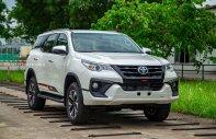 Trả góp 0% lãi suất + Phụ kiện tặng kèm, Toyota Fortuner 2.4 AT năm 2019, màu trắng, nhập khẩu giá 1 tỷ 96 tr tại Hà Nội
