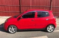 Cần bán lại xe Kia Morning năm 2009, màu đỏ, nhập khẩu chính hãng giá 240 triệu tại Vĩnh Phúc