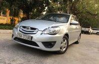 Cần bán xe Hyundai Verna 1.4 MT năm sản xuất 2010, màu bạc, xe nhập giá 189 triệu tại Hải Phòng
