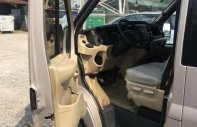 Cần bán xe Ford Transit năm sản xuất 2016, màu bạc xe còn mới nguyên giá 495 triệu tại Hà Nội