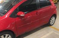 Bán Toyota Yaris đời 2011, màu đỏ, nhập khẩu nguyên chiếc chính hãng giá 375 triệu tại Hà Nội