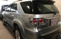 Cần bán lại xe Toyota Fortuner 2.7V 4x2 AT sản xuất năm 2013, màu bạc, giá 650tr giá 650 triệu tại Tp.HCM
