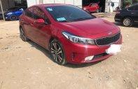 Bán xe Kia Cerato sản xuất 2018, màu đỏ, 509tr xe còn mới nguyên giá 509 triệu tại Hà Nội