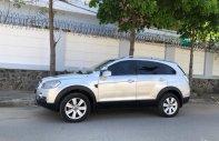 Cần bán xe Chevrolet Captiva LTZ Maxx 2.4 AT đời 2011, màu bạc  giá 355 triệu tại Tp.HCM